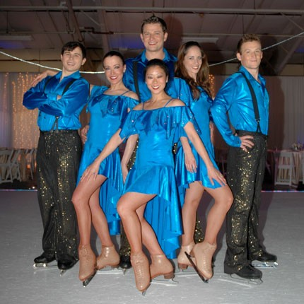 ice-america-ice-show-for-a-private-party-event-on-a-synthetic-ice-rink