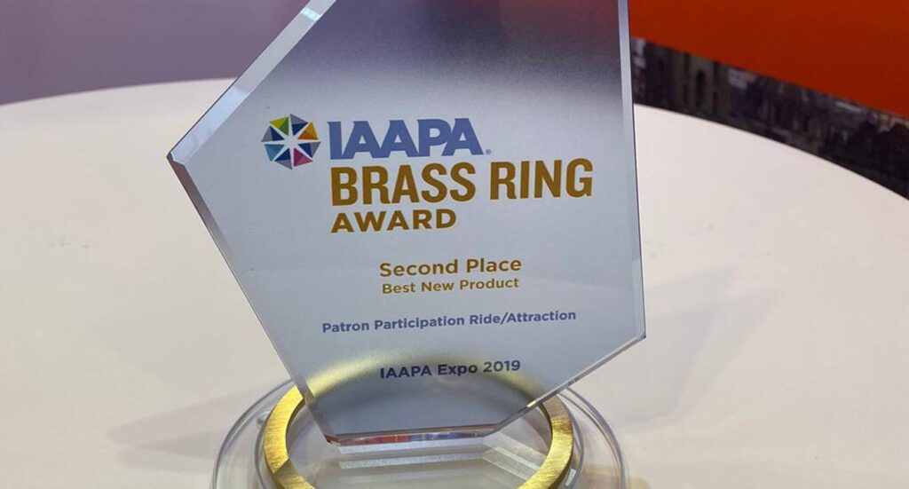ICE-AMERICA | KNOWLEDGE - OUR ICEBYK® WINS AT IAAPA!